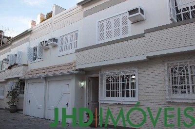 JHD Imóveis - Casa 3 Dorm, Ipanema, Porto Alegre