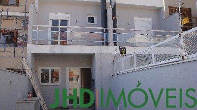 JHD Imóveis - Casa 2 Dorm, Guarujá, Porto Alegre