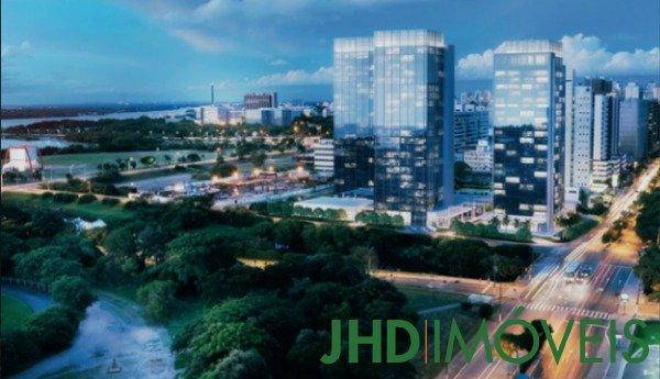JHD Imóveis - Sala, Praia de Belas, Porto Alegre
