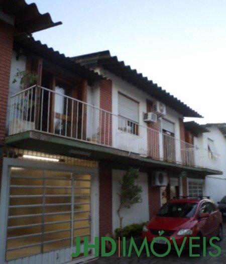 Condomínio Tainá - Casa 3 Dorm, Cristal, Porto Alegre (6888)