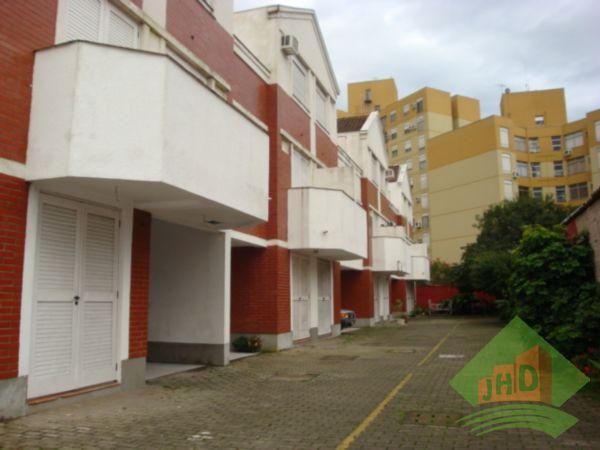 JHD Imóveis - Casa 4 Dorm, Cristal, Porto Alegre