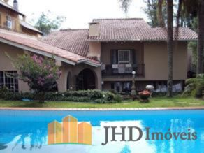 JHD Imóveis - Casa 4 Dorm, Jardim Isabel (3877)