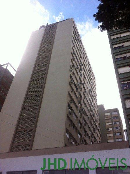Cobertura 2 Dorm, Centro, Porto Alegre (7152)