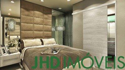 JHD Imóveis - Casa 3 Dorm, Cristal, Porto Alegre - Foto 5