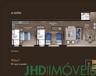 JHD Imóveis - Apto 2 Dorm, Menino Deus (7263) - Foto 5